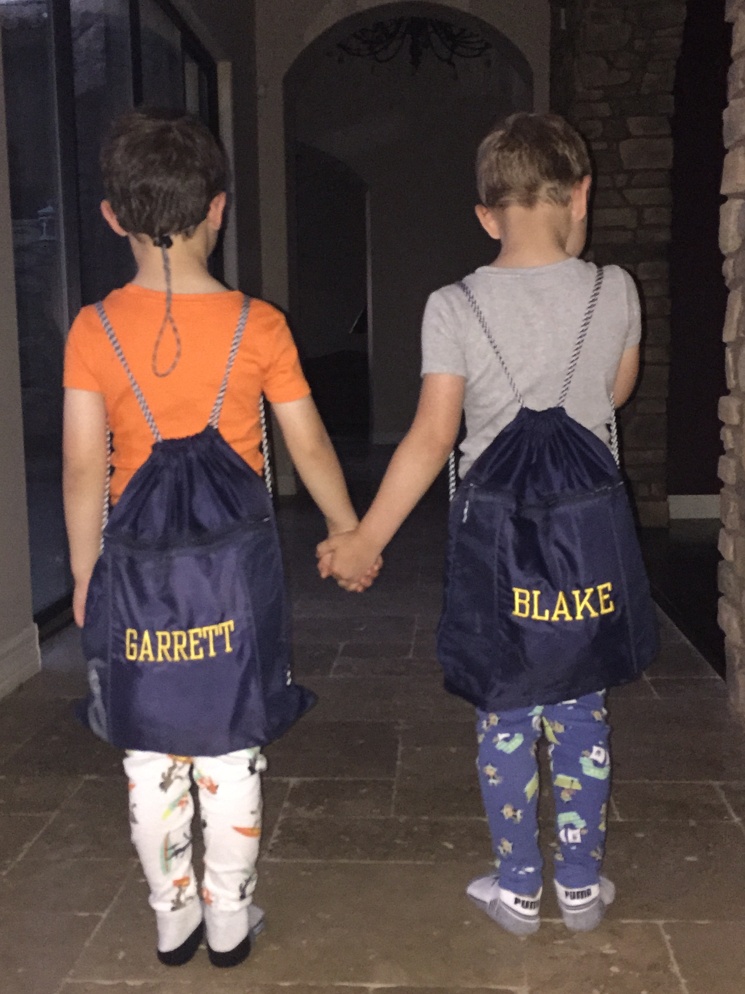 Blake & Garrett Backpack