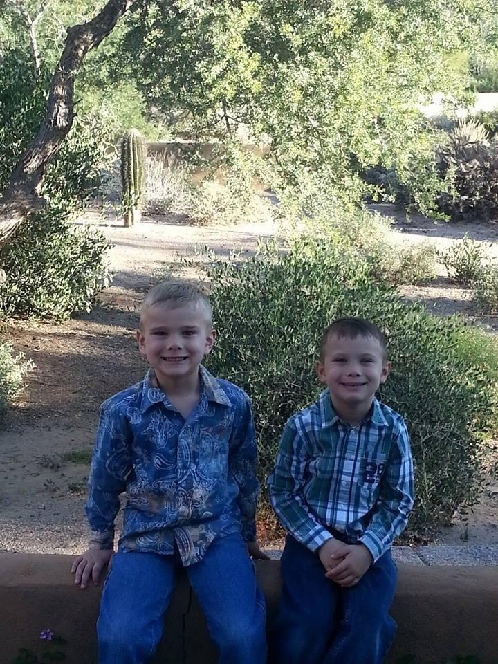 Blake & Garrett Nature