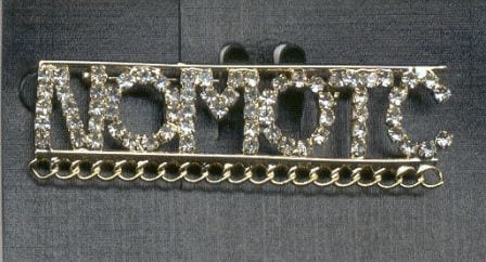 NOMOTC Bling Pin