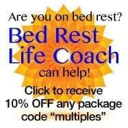 bed rest coach
