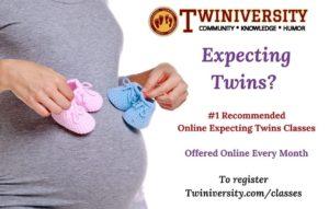 Online Expectant Twins Classes