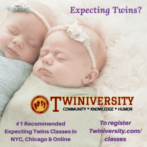 Online Expecting Twins Class